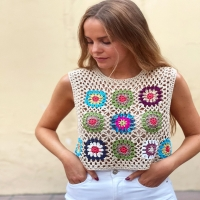 Crochet 🧶 lovers Últimos tops rebajados 💥💥