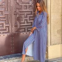 Vestido camisero 🔹  Disponible en varios estampados🙃  #heynikki #tiendaonline #vestidos #ropamujer