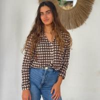 Camisa Verona🍂  Más en www.heynikki.es  •  #heynikki #tiendaonline #camisasmujer #new