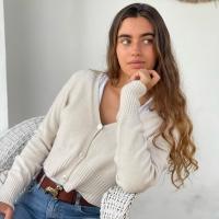 La suavidad hecha cárdigan☁️  Disponible en dos tonos✌🏼  #heynikki #tiendaonline #moda #ropamujer